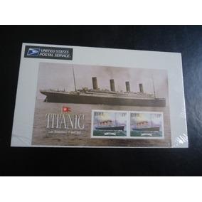 Selo Americano - Titanic - Eire - Selado Por Usps