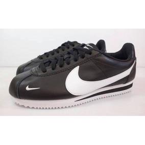 san francisco 21d42 9f304 Tenis Nike Cortez Premium Casual  Hombres Sport Piel