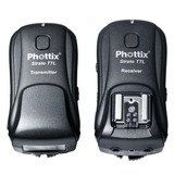 Kit Disparador Radio Flash Strato Ttl P/ Nikon 100m Phottix