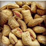 Almohaditas De Cereal Rellenas De Frutilla X 500g Lasfor