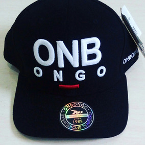 Bone Onbongo Original - Bonés para Masculino no Mercado Livre Brasil 47b5c3e0404