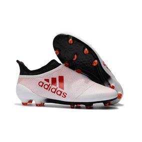 Chuteira Adidas X 17 Purespeed Campo - Chuteiras no Mercado Livre Brasil 5e0c4df41509c