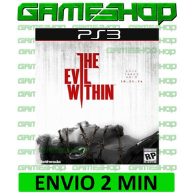 The Evil Within Original Psn Ps3 Cod Play 3