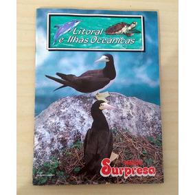 Álbum Chocolate Surpresa - Litoral E Ilhas Oceânicas