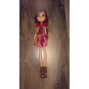 Boneca Ever After High Piquenique Encantado Cerise Wood -mat