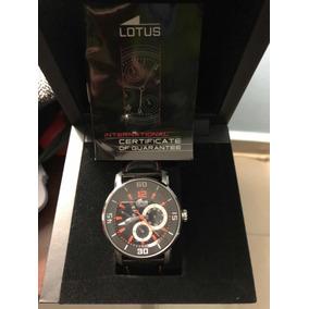 Reloj Cuarzo Lotus
