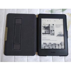 Ereader Kindle Paperwhite Com Capa E Livros