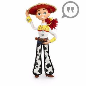 Muñeca Jessie Toy Story Disney Habla c3e3fbe9d20