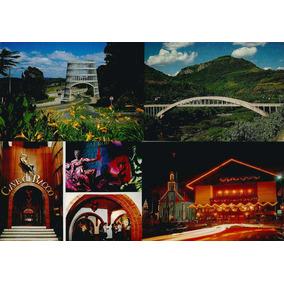 Coleção De 26 Postais De Cidades Turisticas Do Brasil