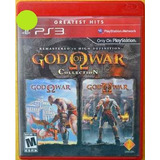 God Of War Collection 1 Y 2 Ps3 Play Magic