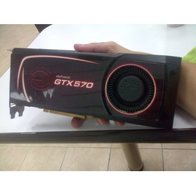 Tarjeta De Video Geoforce Gtx 570 Hd