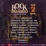 Entradas Rock En Baradero - Día 1 (2/3) - 30% Descuento