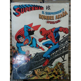 Superman Vs. El Sorprendente Hombre Araña - Comic