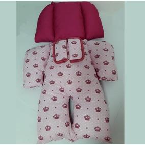 Redutor Para Seu Bebê Conforto Com Par Protetores Cinto.