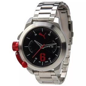 Relógio Puma Masculino 96233g0pmna3