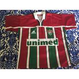 5b6a638877 Camisa Fluminense Um Ano no Mercado Livre Brasil