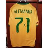 fc0b4500c0 Camisa Da Alemanha 7x1 no Mercado Livre Brasil