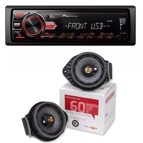 Kit Alto-falantes 6 60w + Radio Positron 98550980 52024930