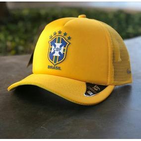 74ceeab6a0 Boné Seleção Brasileira Nike - Acessórios da Moda no Mercado Livre ...