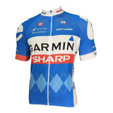 Camisa Para Ciclismo Garmin Barbedo Bike Ciclismo Mtb Speed