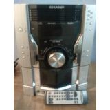 Mini Componente Sharp Cd Es9 Control Remoto * Changoosx