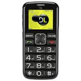 Celular Para Idosos Dl Yc110 Dual Chip Com Câmera, Rádio,