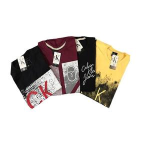 Kit 10 Camisas Varias Marcas Envio Imediato + Frete Excelent