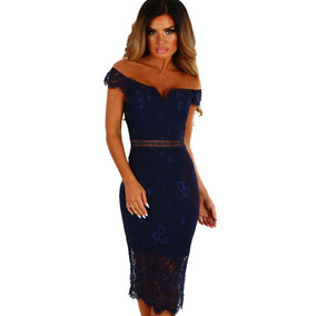 669d41277 Vestido  encaje Negro Vestidos De Noche Mujer Veracruz - Vestidos de ...
