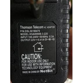 Fonte Ac Adaptador Imput 100-240v Output 22v-0.3 Amperes