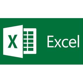 Plantillas Macros Formatos (según Su Necesidad) Excel