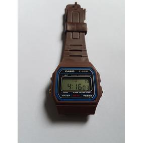 3b7fc5ac51e Relogio Vintage Feminino Marrom Casio - Relógios De Pulso no Mercado ...