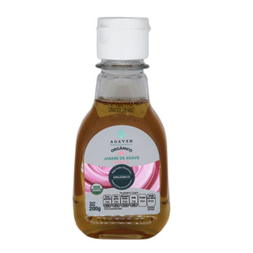 Endulzante De Agave Orgánico Fresa 200 Gr