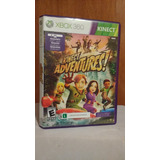 Kinect Adventures (con Manual) Xbox 360 Kinect Od.st