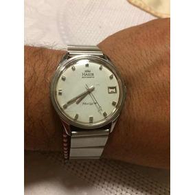Reloj Antiguo Marca Hastr Edición Fairline Automático