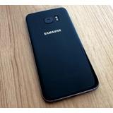 Samsung Galaxy S7 Edge 32gb Semi Novo + Capa Caseme Magnetic