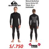 Wetsuit Quiksilver Syncro Series Gbs 4 3 M Y L 72ac26737