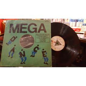Mega Dance Gapul Sello Memo Lp Disco Vinilo Ex