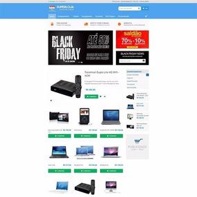 Loja Virtual Opencart Correios, Pagseguro + Instalação