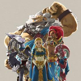 Zelda Posters