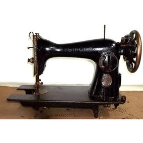 Maquina De Costura Singer Antiga Bom Estado Não Funciona