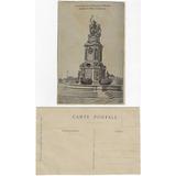 021566e3cba Amazonas Anos 1910 Cartão Postal Monumento Portos Manaus