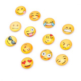 13 Imanes Refrigerador Emoji Emoticones Magneticos Decorar