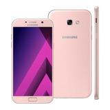 Celular Barato Samsung Galaxy A7 2017 A720 5.7 32gb Vitrine