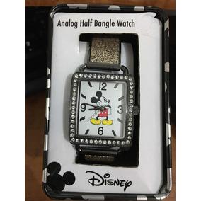 Reloj Disney Mickey Mouse Estuche Metalico 002