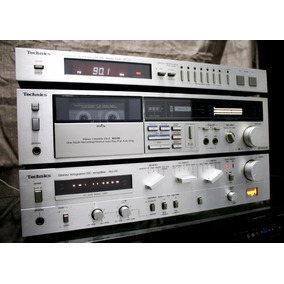 Technics Su Z990 Com Avaria - Eletrônicos, Áudio e Vídeo no