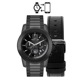 043530e08624d 4p Lançamento Smart Relógio Technos Connect 2.0 753aa - Relógios no ...