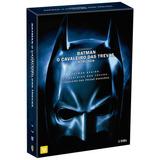 Batman: O Cavaleiro Das Trevas - A Trilogia - 3 Dvds