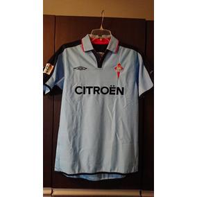 Camiseta De Fútbol Celta De Vigo Umbro Xl De Niño España 25d7e87a08724