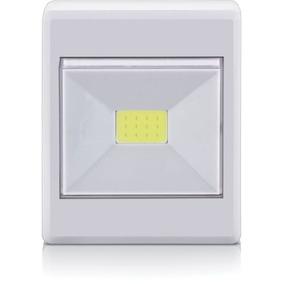 Luminarias Led Mini 3w Retang.c/botao 6500k