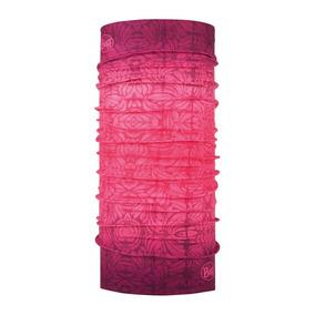 Tubular Original Buff Modelo Boronia Pink Para Mujer Con Uv